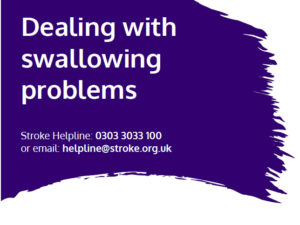 Dealing with swallowing problems cover