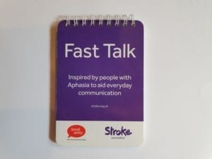 Image of Fast Talk