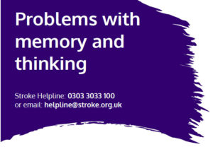 Problems with memory and thinking cover