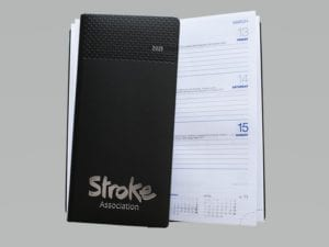 Image of Stroke association diary