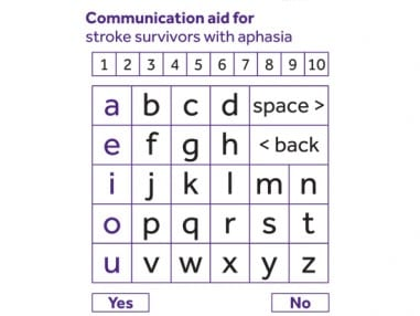Image of a Communication aid