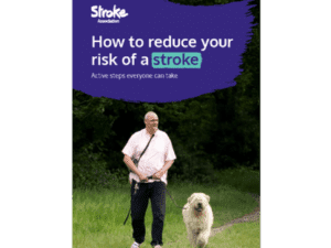 Image of how to reduce your risk of stroke publication