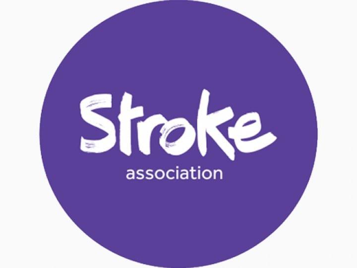 Image of Stroke association sticker