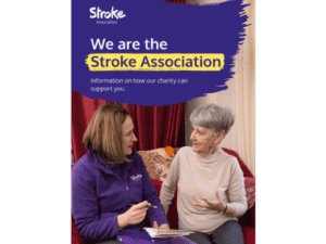 Image of we are the Stroke Association publication